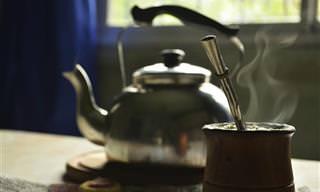 6 יתרונות בריאותיים של תה מאטה