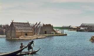 3 תרבויות יוצאות דופן של נוודי מים