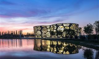 מוזיאון הוורד הראשון בעולם שנפתח בבייג'ינג