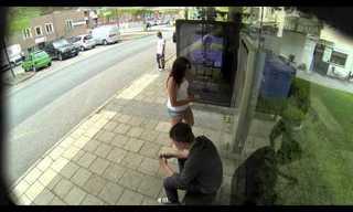 פוטושופ בתחנת האוטובוס