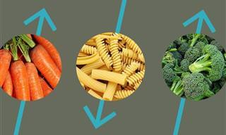 היררכיית הפחמימות - הטבלה שתעשה סדר בתזונה שלכם