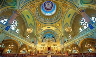 10 בתי הכנסת היפים בעולם