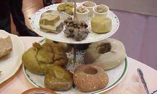אבנים שנראות כמו אוכל - מדהים!