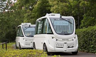 6 כלי תחבורה ציבורית עתידניים