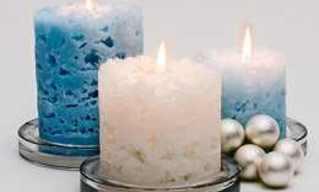 נרות קרח - יצירה מדליקה לילדים והורים!