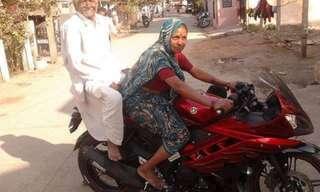 תמונות מצחיקות של מבוגרים עושים חיים כמו צעירים!