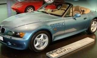 הרכבים של מוזיאון BMW במינכן