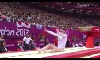 כל הפספוסים האולימפיים מלונדון 2012!