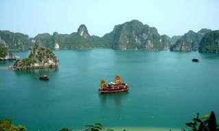 מפרץ הא לונג - אתר טבע מדהים בוייאטנם
