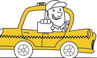בדיחה: נקמה בנהג מונית