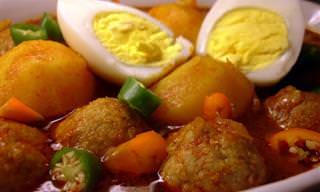 5 מתכונים מעולים מהמטבח הטריפוליטאי המשובח