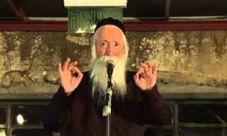 הרב גרוסמן מצא את עצמו בתרחיש מוזר, וזה אפילו עזר לו בחיים...