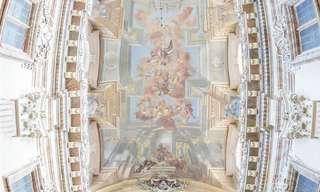 כנסיות מרהיבות בצילומי פנורמה אנכית