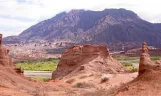 צפו בנופים המרהיבים של סלטה וצפון ארגנטינה