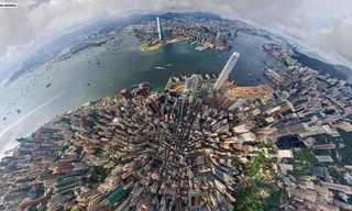 תמונות פנורמה מרחבי העולם