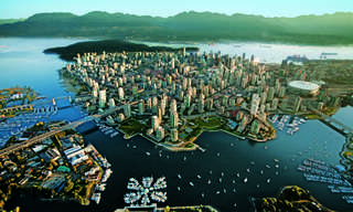 תמונות אוויריות מדהימות של ערים מהעולם!