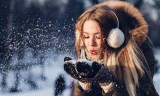 טיפים לאיפור בחורף