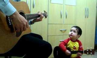 כך מחנכים ילד למוזיקה איכותית