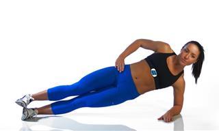 6 תרגילים לחיזוק הכתפיים שניתן לעשות בבית