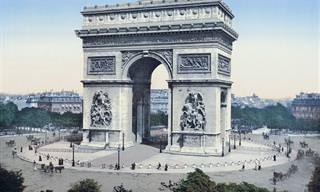 16 תמונות צבע מדהימות של צרפת מהמאה ה-19