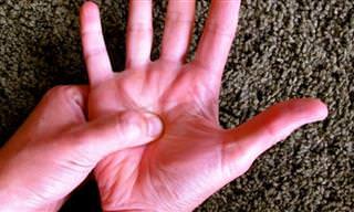 8 נקודות לחיצה בכל הגוף שיעלימו את הלחץ שלכם