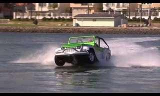 המכונית האמפיבית המהירה בעולם