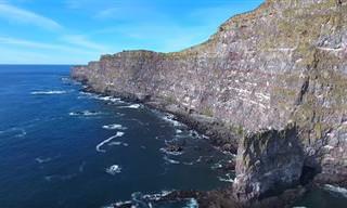 סרטון מדהים על איסלנד ונופיה המרהיבים