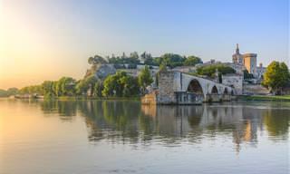 מסלול טיול נהדר ומקיף ברחבי צרפת הקסומה