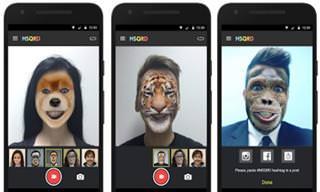 5 אפליקציות מצלמה משעשעות במיוחד