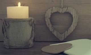למדו כיצד להכין נרות ארומתרפיה בקלות