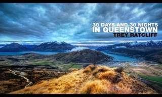 ניו זילנד - מופע דרמה סוחף מבית היוצר של הטבע!