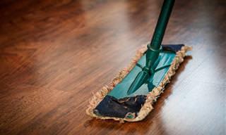 18 מדריכים שיעזרו לכם לעשות סדר בניקיונות