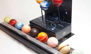 15 יצירות מדהימות משוקולד