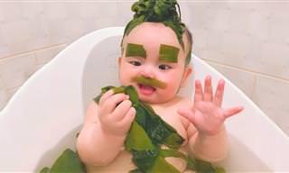 הכירו את כמה מהתינוקות המתוקים בעולם!