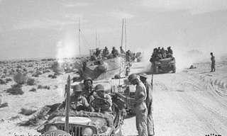 מבצע קדש - כשהאירופאים עוד היו לצידנו