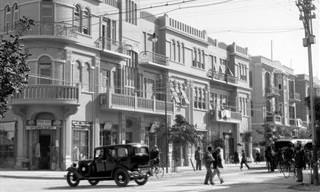 17 תמונות מקסימות של תל אביב הישנה
