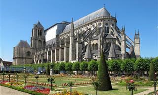 15 אתרי מורשת עולמית בצרפת