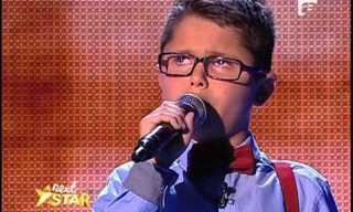 בן 10 שר כמו סינטרה - ביצוע מרגש!