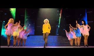 חלום קלטי - מתוך המופע לורד אוף דה דאנס