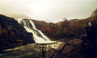 הנופים המופלאים של סקוטלנד באיכות 8K מתקדמת