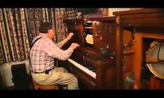 כלי הנגינה הייחודי של סרטי דיסני