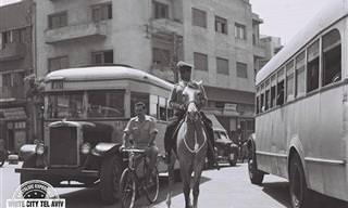 16 תמונות היסטוריות של תל אביב