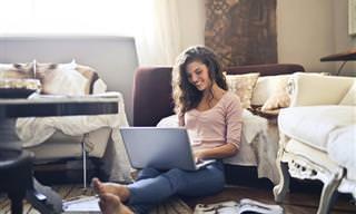 11 טיפים נפלאים לעבודה יעילה מהבית