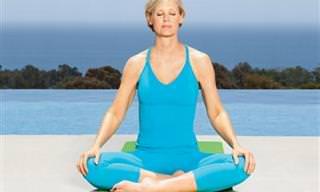 6 תרגילי יוגה לטיפול בתסמיני גיל המעבר והשבת החיוניות