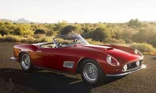 המכוניות הכי יקרות שנמכרו אי פעם במכירה פומבית