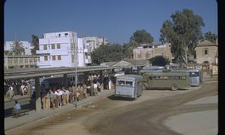 30 תמונות נוסטלגיות נהדרות של ישראל בשנת 1950
