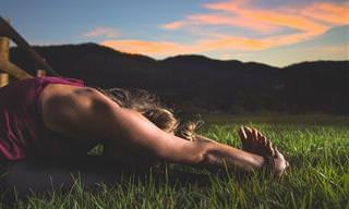 מתיחה של דקה לטיפול בכאבים ומניעתם