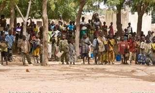 תרבות ייחודית במערב אפריקה