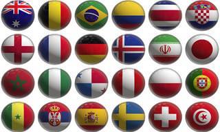 בחן את עצמך: אילו מדינות הן במקום הראשון בתחומים הבאים?