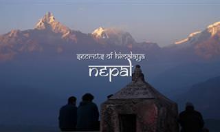 סודות ההימלאיה: לא ידעתי שנפאל היא מקום יפה ומסתורי כל כך